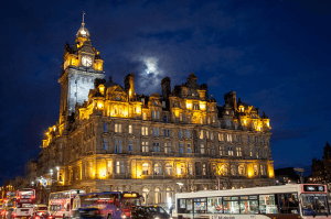 Balmoral in Edinburgh